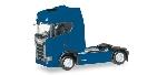 Herpa Scania S CS20 Blauw 1:87