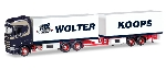 "Herpa Scania CS ""Wolter Koops""  H0"