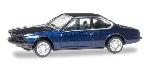 Herpa BMW 635 CSi  Blauw 1:87