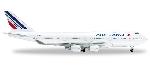 Herpa Boeing 747-400 Air France 1:500