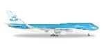 "Herpa KLM Boeing 747-400 PH-BFV ""Vancouver"" 1:500"