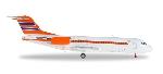 Herpa Fokker F70 Nederlandse regering  1:200
