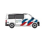 Herpa VW T6 Politie NL nieuwe striping