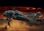 """Italeri UH-60 Black Hawk """"Night Raid""""  1:72"""