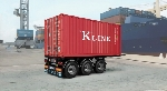 Italeri Technocar 20 ft Container 1:24