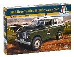 """Italeri Land Rover Serie III """"Guardia Civil"""" 1:35"""