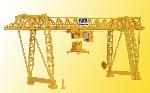 Kibri Containerkraan DEMAG  H0