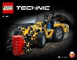 Lego Technic Mijnbouw Voertuig