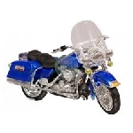 Maisto Harley Davidson FLHR Road King 1997 1:18