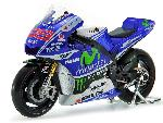 Maisto Yamaha YZR-M1 Jorge Lorenzo 2014 1:10
