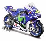 Maisto Yamaha YZR-M1  Valentino Rossi 2015 1:10
