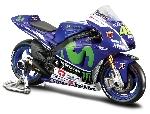Maisto Yamaha YZR Moto GP Valentino Rossi 2016  1:18
