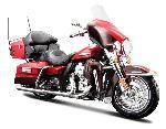 Maisto Harley Davidson Elektra Glide Ultra 2013  1:12