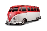 "Maisto Volkswagen Van ""Samba""  T1  1:10  RC / Ready To Run"