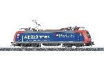 Marklin E-Lok BR 482 Alpazahmer
