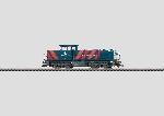 Marklin Diesellok MaK 1206 NS