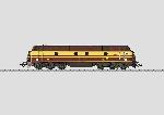 Marklin CFL Diesellocomotief Serie 1800