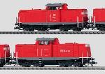 Marklin DB Diesellokset BR 212-BR 213 rood