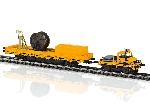 Marklin Unimog met Bovenleidingbouwwagen