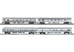 Marklin Streamliner-Set PPR