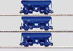 Marklin NS Zelfloswagen set