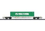 "Marklin Container Draagwagen "" Evergreen """