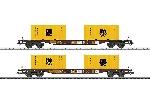 Marklin Set Containerwagens  FS