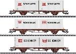 Marklin Containerwagenset DB Schenker