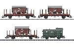 Marklin Goederenwagen-Set DRG voor Lok BR 96.0 DRG