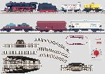 Marklin Güterzug-Startpackung 230 V
