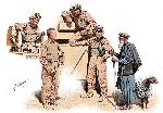 Master Box  Modern US tankman in Afghanistan  1:35