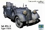 Master Box Mercedes 170 Radiowagen WW II  1:35