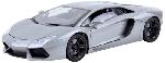 Motormax Lamborghini Aventador LP700-4 grijs 1:18