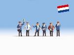 Noch Nederlandse Spoorwerkers H0