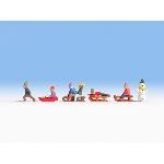 Noch Kinderen in de sneeuw H0