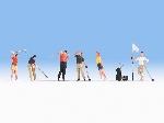 Noch Golfers H0
