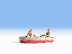 Noch Schlauchboot