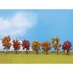 Noch Herfstbomen  7 st. H0