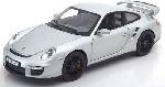 Norev Porsche 911 GT2 Zilver 1:18