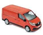 Norev Renault  Traffic 2014 Rood 1:43