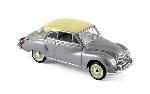 Norev DKW 3=6 Coupe 1958 grijs met wit 1:43