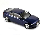 Norev Audi A5 Coupe Blauw 1:43