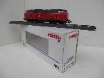 Marklin DB Diesellok Br216 / Analoog / Conditie: Zgan in top staat