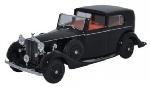 Oxford Rolls Royce Phantom III HJ Muliner Zwart 1:43