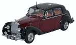 Oxford Rolls Royce Silver Dawn 1:43