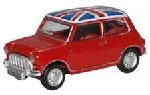 Oxford Mini Union Jack 1:160