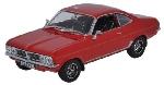 Oxford Vauxhall Firenza Rood 1:43