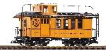 Piko G-Güterzugbegleitwagen D&RGW
