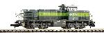Piko N-Diesellok G 1206 ACTS grau/grün VI