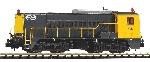 Piko N-Diesellok NS 2200 NS IV, 3A-Licht